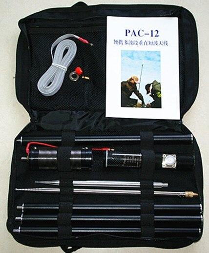 Pac-12 antena portátil de onda curta da edição pac-12 gp da antena lite da onda curta com controle deslizante