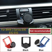 for bmw 3 series e90 e92 e93 2005 2012 car air vent mobile phone holder magnetic car phone holder car accessories without logo