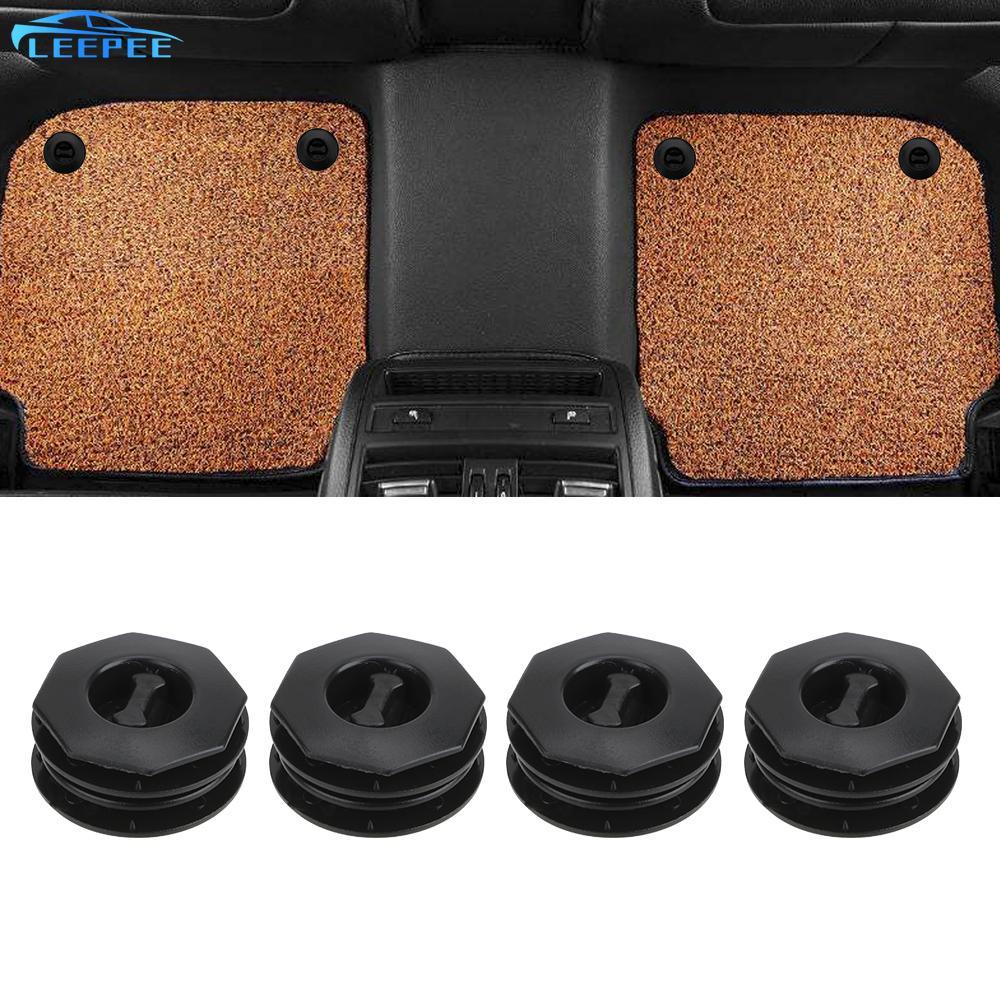 4 Piece/Set Anti-Slip Holders Car Floor Mat Clips Auto Carpet Fixing Grips Clamps Universal Car Interior Accessories