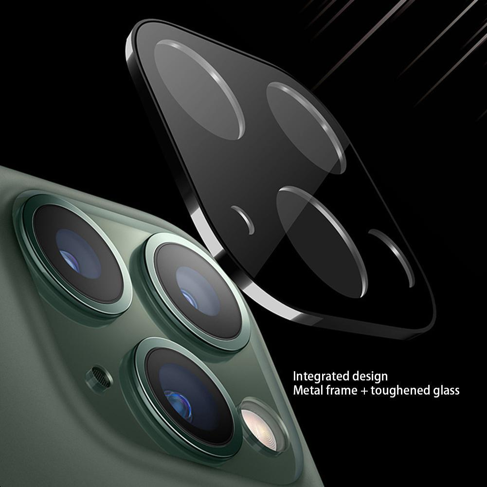 Screen Protectors Tempered Glass Phone Rear Camera Lens Protective Film for iPhone 11 Pro Max Mobile
