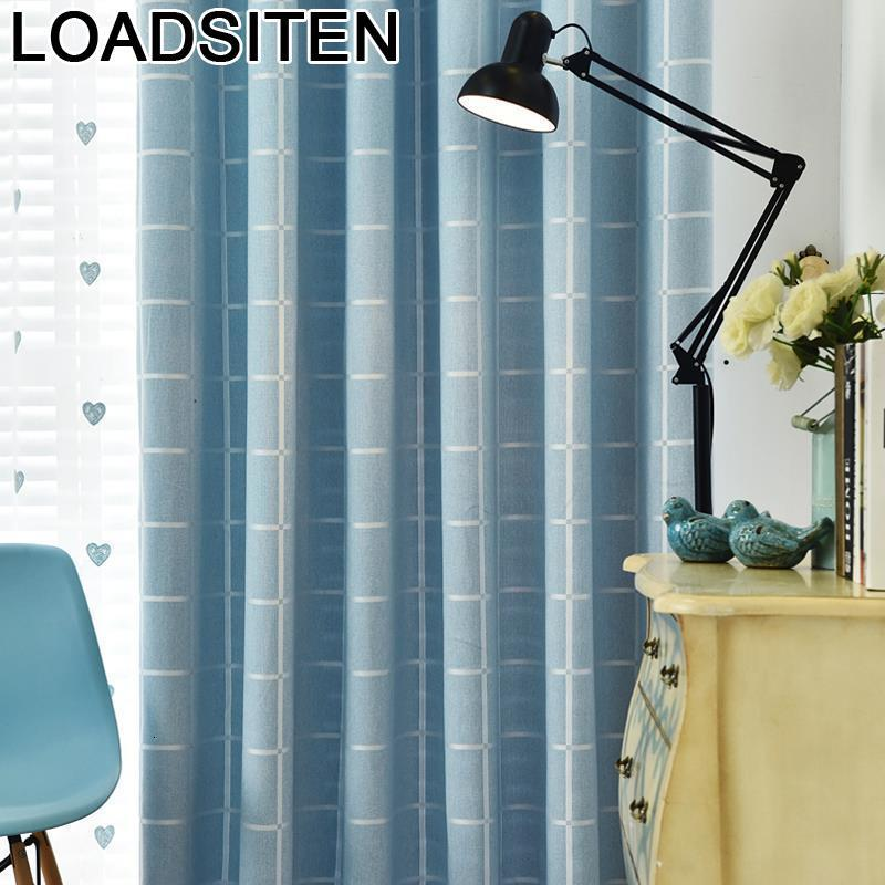 Sheer Window Living Room Visillos Short Firanki Na Okno Quarto Rideaux Pour Le Salon Cortinas De Luxo Para Sala Luxury Curtains