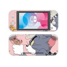 Nouveau dessin animé NintendoSwitch autocollant de peau housse de décalcomanie pour Nintendo Switch Lite protecteur nintention Switch Lite autocollant de peau