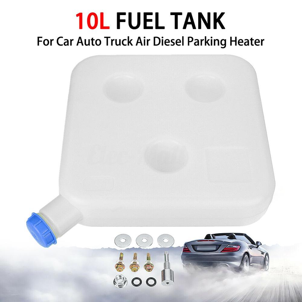 10L Plastic Car Air Parking Heater Fuel Tank Gasoline Oil Storge for Truck Caravan Motorcycle Car Refrigerator A/C Water Tank