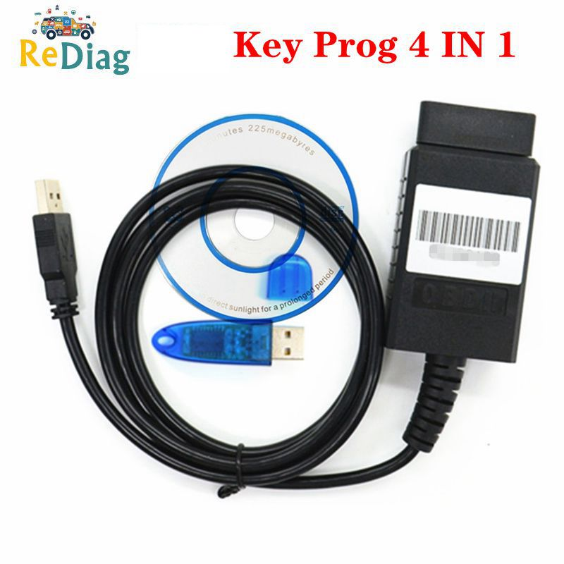 2020 Newest FNR 4 In 1 FNR Key Prog 4-in-1 For Renault/For Nissan/for Ford Car Key Programmer With U