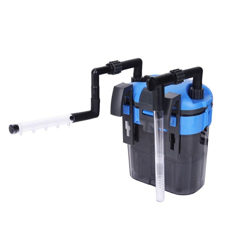Tanque de Filtragem Tanque de Grama Equipamento de Filtragem Filtro de Parede Ultra-silencioso Aquário Externa Externo Pendurado