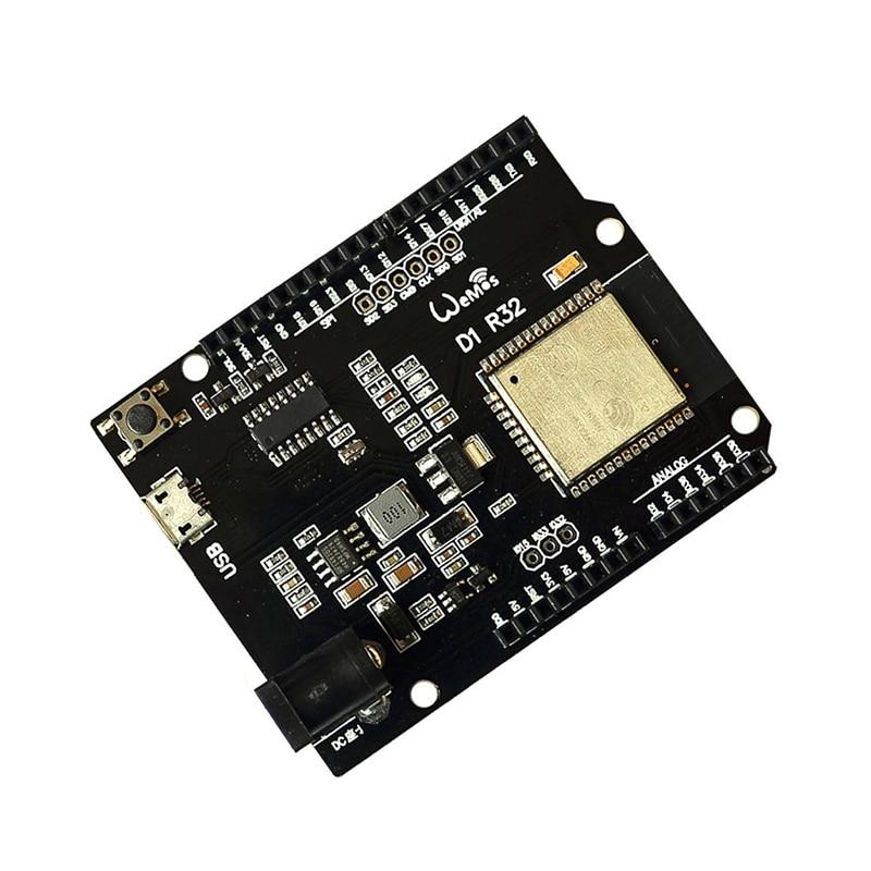 ESP32 per Wemos D1 Mini per Arduino R3 D1 R32 WIFI Wireless Bluetooth scheda di sviluppo CH340 4M Flash Memory ESP-32 ESP-32S