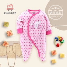 Newborn baby clothes boys and girls baby one piece clothes