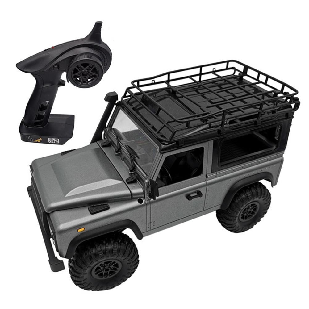 112 voiture télécommandée jouets 2.4GHz 4WD camion tout-terrain avec lumière pour D90 MN99S édition anniversaire avec accessoires de bricolage