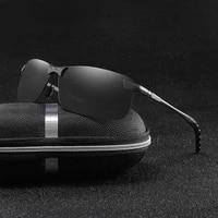 polaroid sunglasses polarized glasses male sun glasses for men outdoor sports anti glare driving goggle uv400