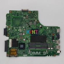 Para dell inspiron 3421 w sr0n9 I3-3217U cpu 12204-1 DNE40-CR mb pwb 5j8y4 slj8c hm77 computador portátil placa-mãe mainboard