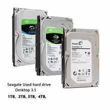 Seagate 1 ТБ 2 ТБ 3 ТБ 4 ТБ настольных ПК 3,5