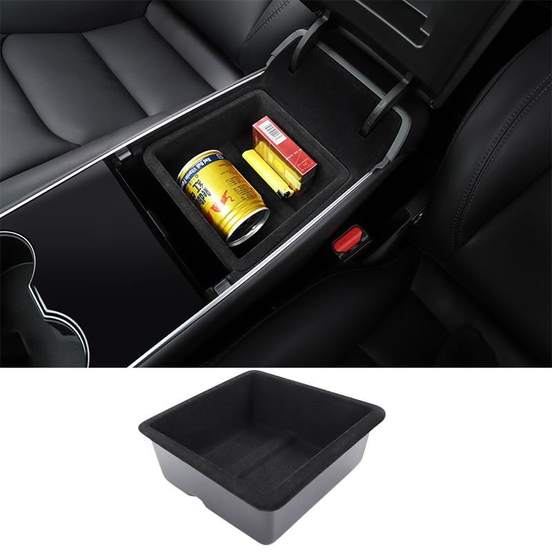 Armrest storage box for tesla model 3  organizer tesla model 3 accessories/car accessories model 3 tesla three tesla model y