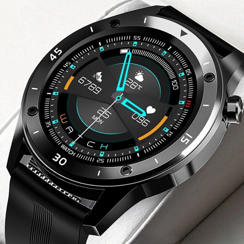 smart watches men 2021 muti-watch faces & language smartwatch waterproof fitness tracker for Samsung Xiaomi Huawei pk gt2 pro