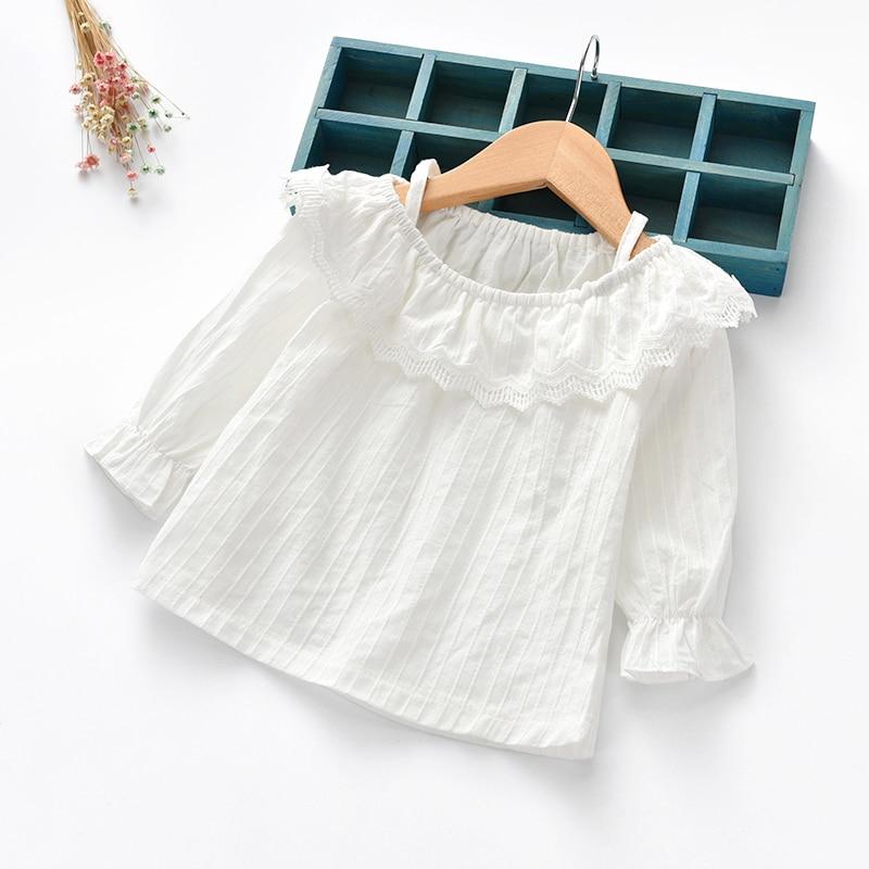 Tops mädchen kleidung frühling/herbst kinder shirt kinder mädchen Basis shirt blume stickerei kinder baby prinzessin mode kostüm