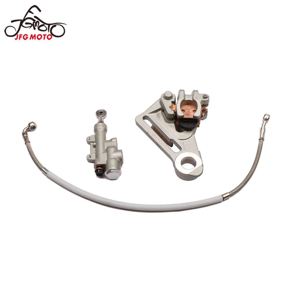 Para Husqvarna TC125 TC250 FC250 FC450 FC350 FS450 FX350 FX450 TC FC FS FX pinza de freno trasero de motocicleta y bomba de cilindro