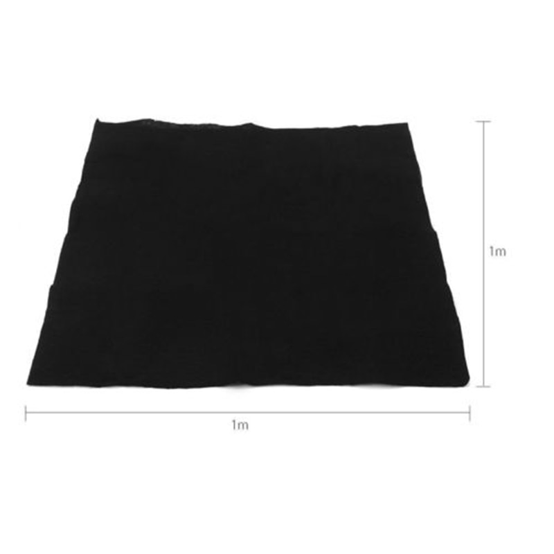 Carbón activado Compatible prefiltro para Honeywell 50250-S purificador de aire 1x1M