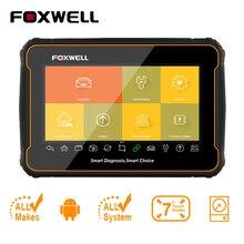Автомобильный диагностический инструмент Foxwell GT60 OBD2, профессиональная система кодирования инжекторов DPF ABS EPB Oil 19, сброс OBD 2, Автомобильный сканер