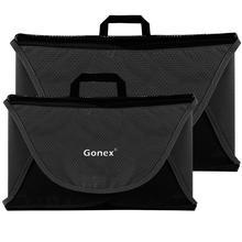 """Gonex 15 """"/18"""" Verpackung Ordner Travel Garment Tasche und Gepäck Zubehör Reisen Lagerung Taschen Clother Verpackung Ordner"""