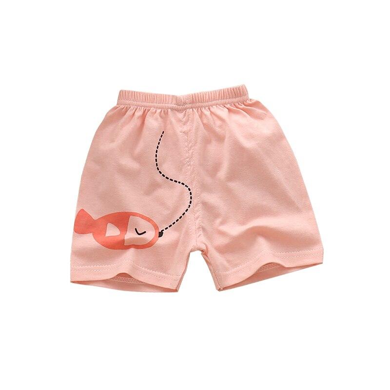 Pantalones cortos de verano de algodón para niño de dibujos animados, pantalones cortos para niños, pantalones cortos de playa para niñas, ropa para bebés, ropa para niños, pantalones cortos de verano para bebés