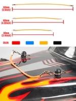 50pcs 30pcs rc car body clips r pins rope for 110 18 crawler axial scx10 traxxas tamiya rc4wd hsp hpi rc model car