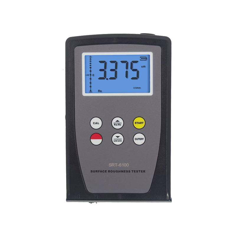 الرقمية SRT-6100 خشونة السطح اختبار رع ، Rz.