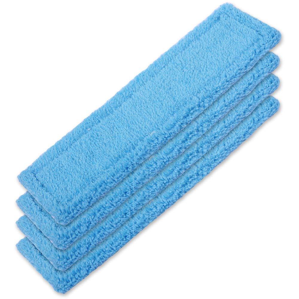 غطاء ممسحة من الألياف الدقيقة لـ Karcher مُنظف نوافذ من القماش فراغ WV 2 Premium (Plus) ، WV 5 Premium (Plus) ممسحة من الألياف الدقيقة