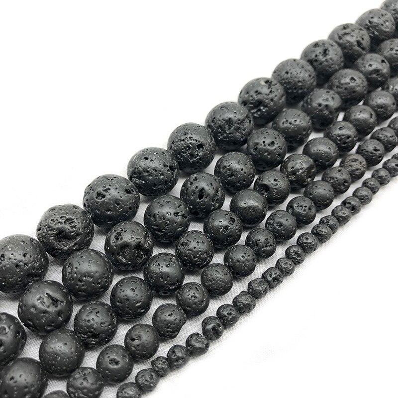Бусины-из-натурального-камня-«сделай-сам»-черная-вулканическая-лава-бусины-из-лавового-камня-круглые-вулканические-камни-оптовая-продаж