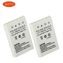 1400mAh EN-EL5 ENEL5 Batteria Per Nikon Coolpix P4 P80 P90 P100 P500 P510 P520 530 P5000 P5100 5200 7900 p6000 Batteria