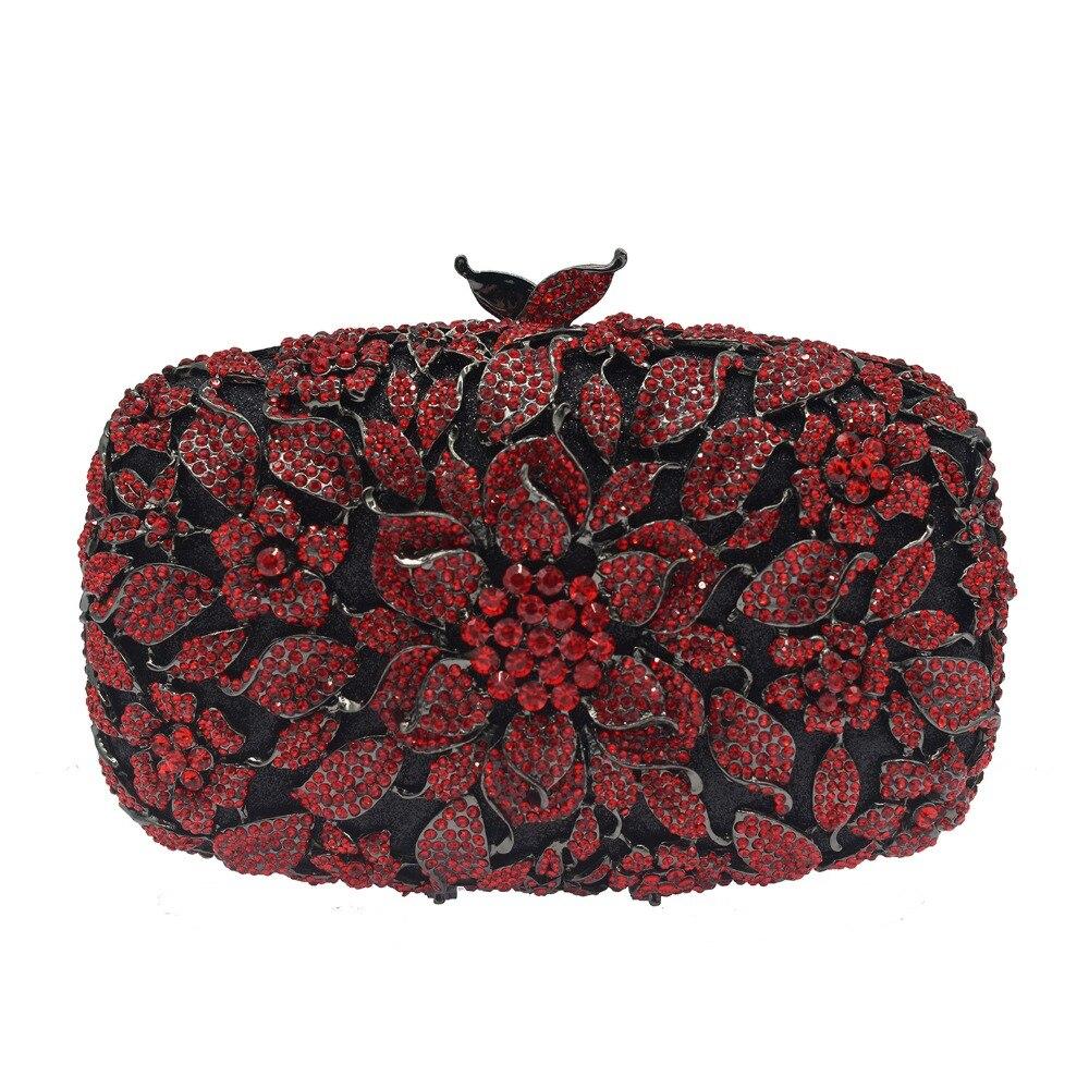 XIYUAN-حقيبة يد نسائية بسلسلة ، حقيبة يد ذهبية ، حقيبة سهرة ، حقيبة كتف ، أزياء نسائية