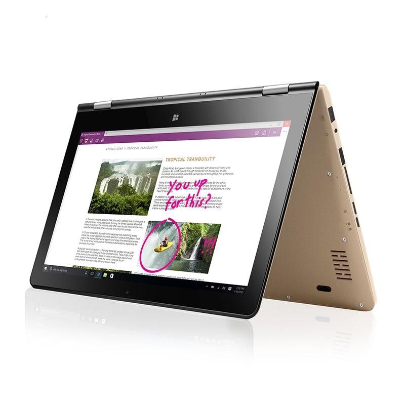 11,6 zoll full metall 2 in 1 touch screen laptop mit 4GB RAM160GB SSD