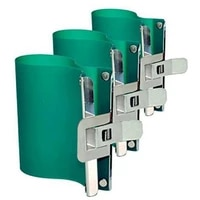 3pcs 3d sublimation printer silicon mug wraps clamps 11oz mug silicone mould fixture mug for 3d sublimation mug printing