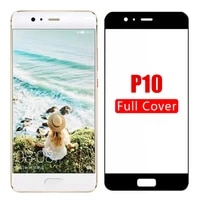 3pieces for huawei p10 p 10 protective glass safety phone screen protector on huawei p 10 p10 huawey full cover tempered glass