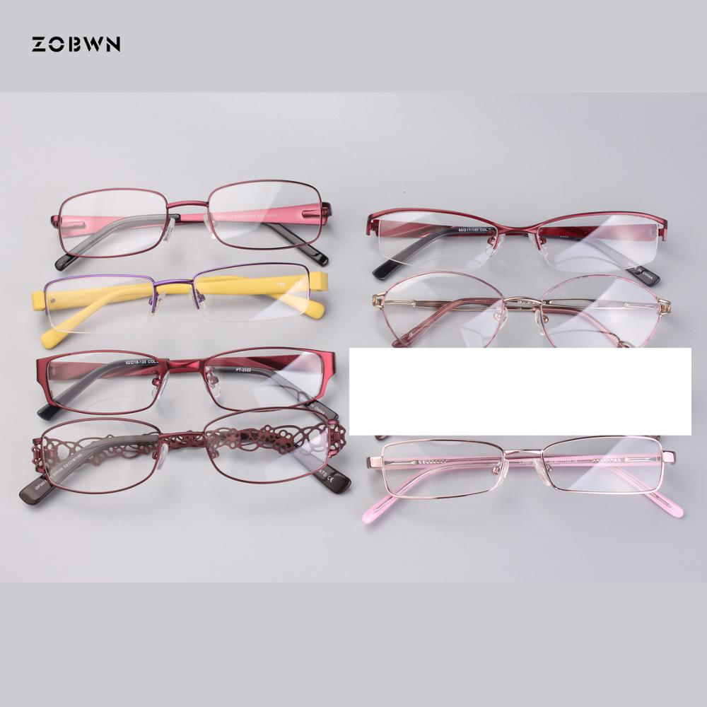 Gafas ópticas para estudiantes al por mayor mezcladas gafas de moda vintage para niños gafas de mujer gradiente monturas de gafas Retro lunette, niños