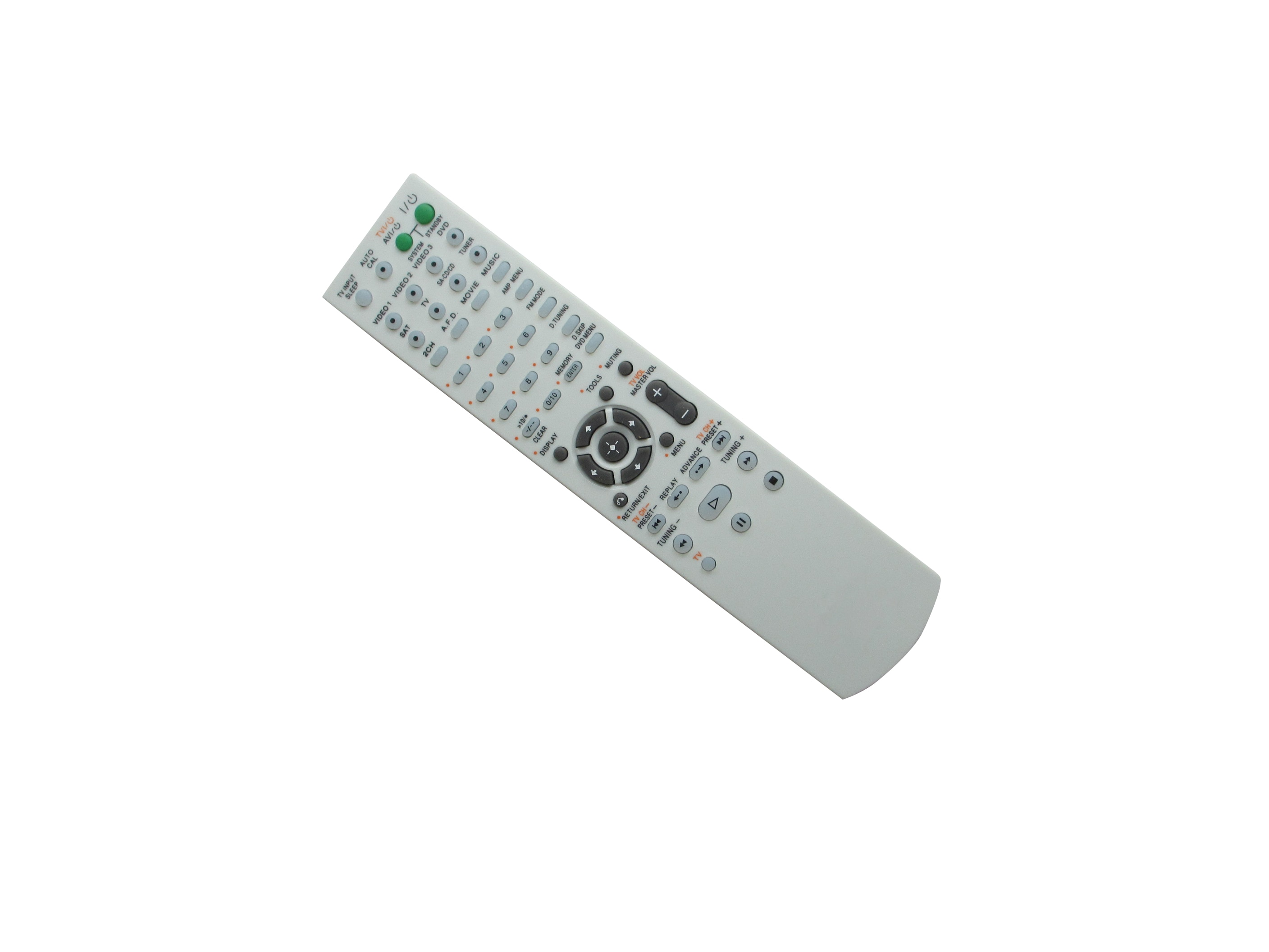 Control remoto para Sony SS-CNP680 RM-AAU017 RM-AAU002 SS-MSP67R HT-7200DH HT-SS500 HT-DDW670T HT-SS600...
