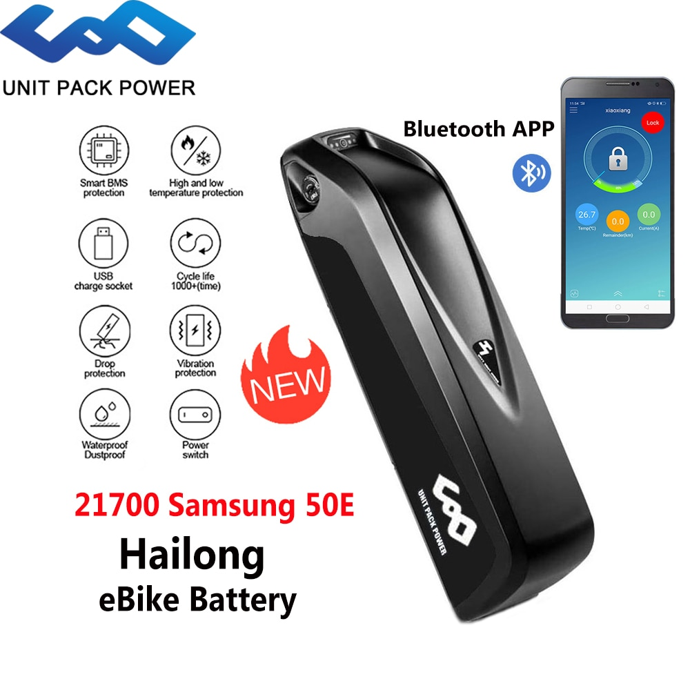 hailong electric bike battery