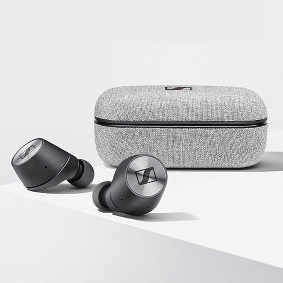 Sennheiser MOMENTUM True Wireless Earphone HIFI Stereo Waterproof Headset TWS Sport Earbuds Noise Reduction for IPhone/Samsung