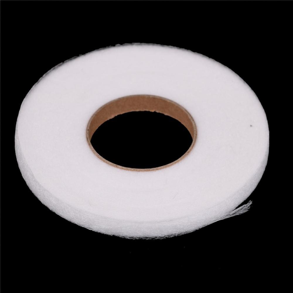 Fita adesiva dupla face dobro, 70 jardas, roupas brancas, costura, tecido balkram, cola, diy, pano