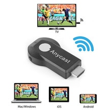 1080P Anycast M9 Plus Miracast Any Cast Wireless DLNA AirPlay Mirror TV Stick Wifi Display Dongle Re