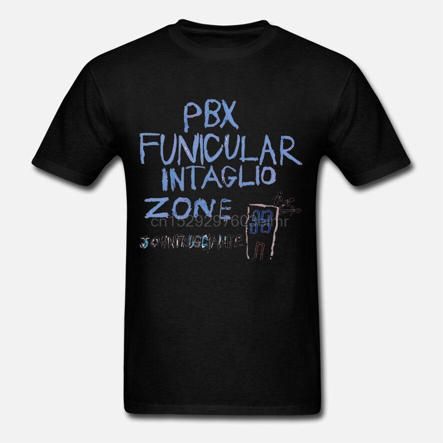 John Frusciante Pbx Funicular Intaglio para hombre