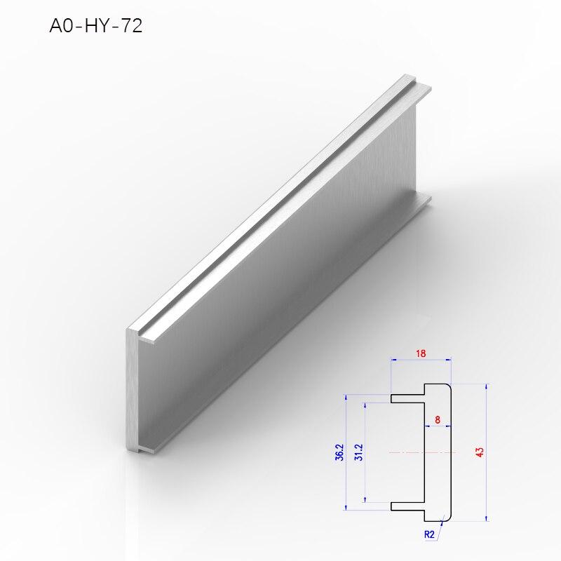 6061 ملف بنتوء من الألمنيوم ل مضخم الصوت التخصيص اللون