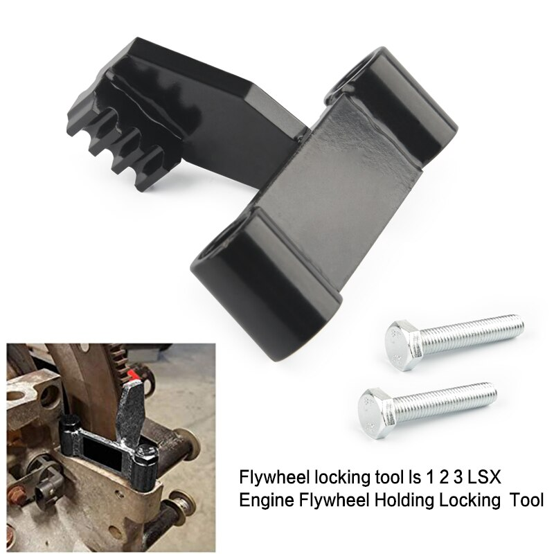 LS1 2 3 LSX Engine FLYWHEEL HOLDING LOCKING TOOL For CHEVROLET # K42386-A S002800