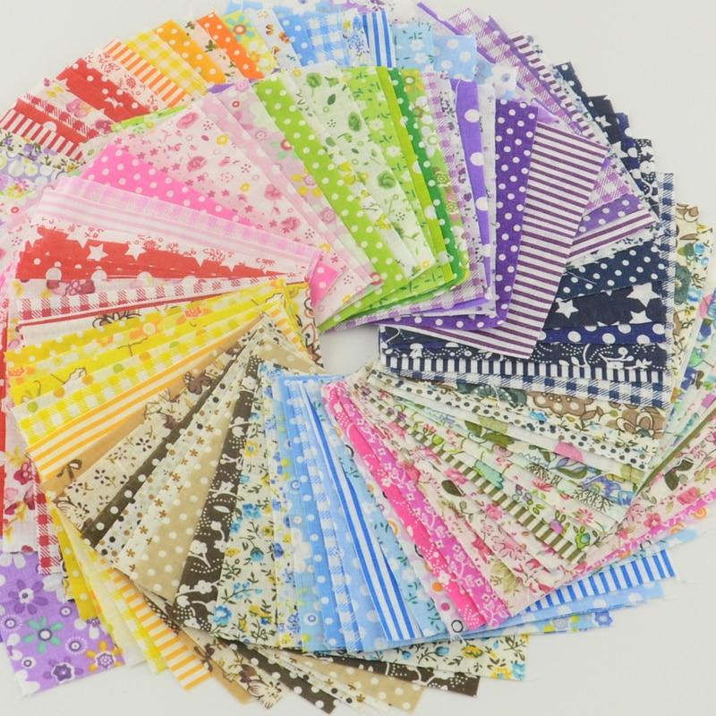 Tissus es Metro Tecido algodón 100% Ankara Telas tinte 50 unids/lote 10cm...