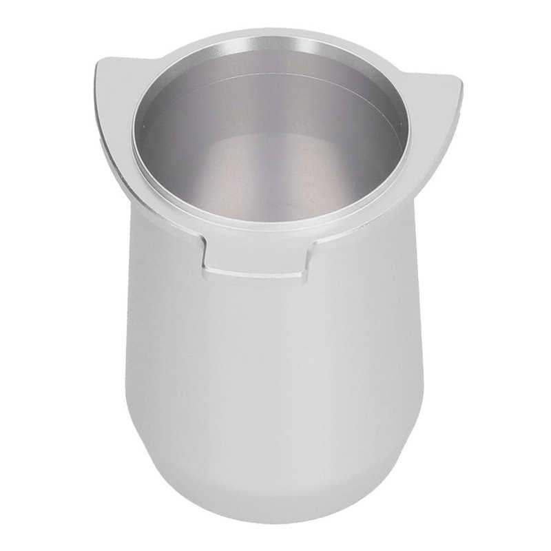Кружка дозатор из алюминиевого сплава кружка для кофе дозатор деталь для подачи порошка для кофемашины Breville 8 запчасти для кофемашины