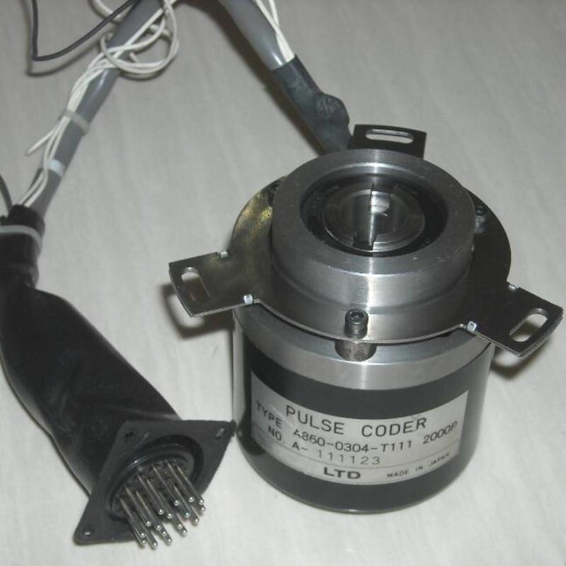 Se prueba trabajo A860-0304-T111 2000P pulso codificador