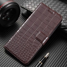 Case Flip Luxury for HTC Desire 526 326 dual sim 326G 526G Case cover Wallet Crocodile texture Leath