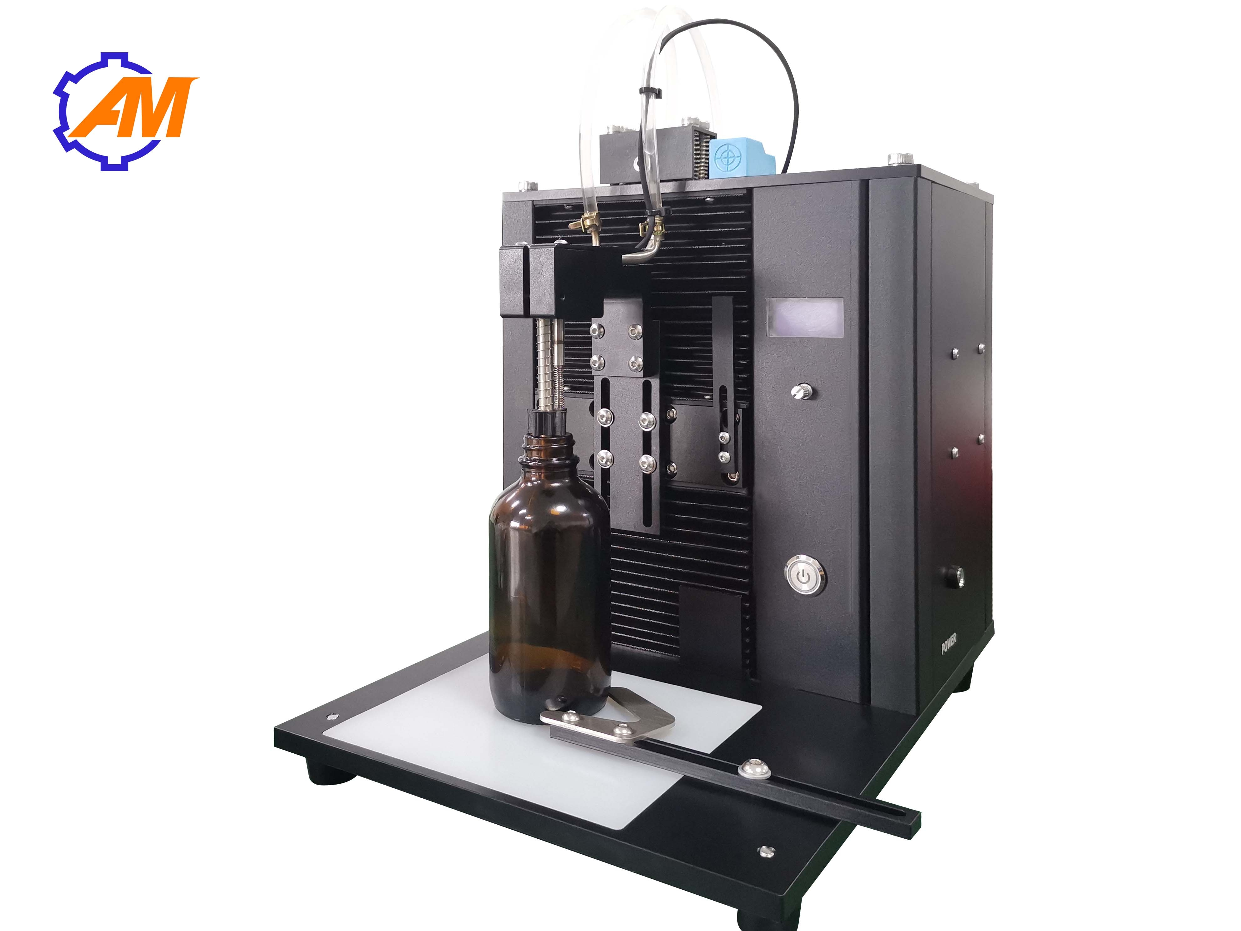 semi-automatic ampoule filling machine perfume eco-friendly