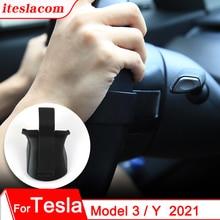 New Tesla Car Autopilot Assistance Artifact Steering Wheel Counterweight AP Accessories For Tesla Mo
