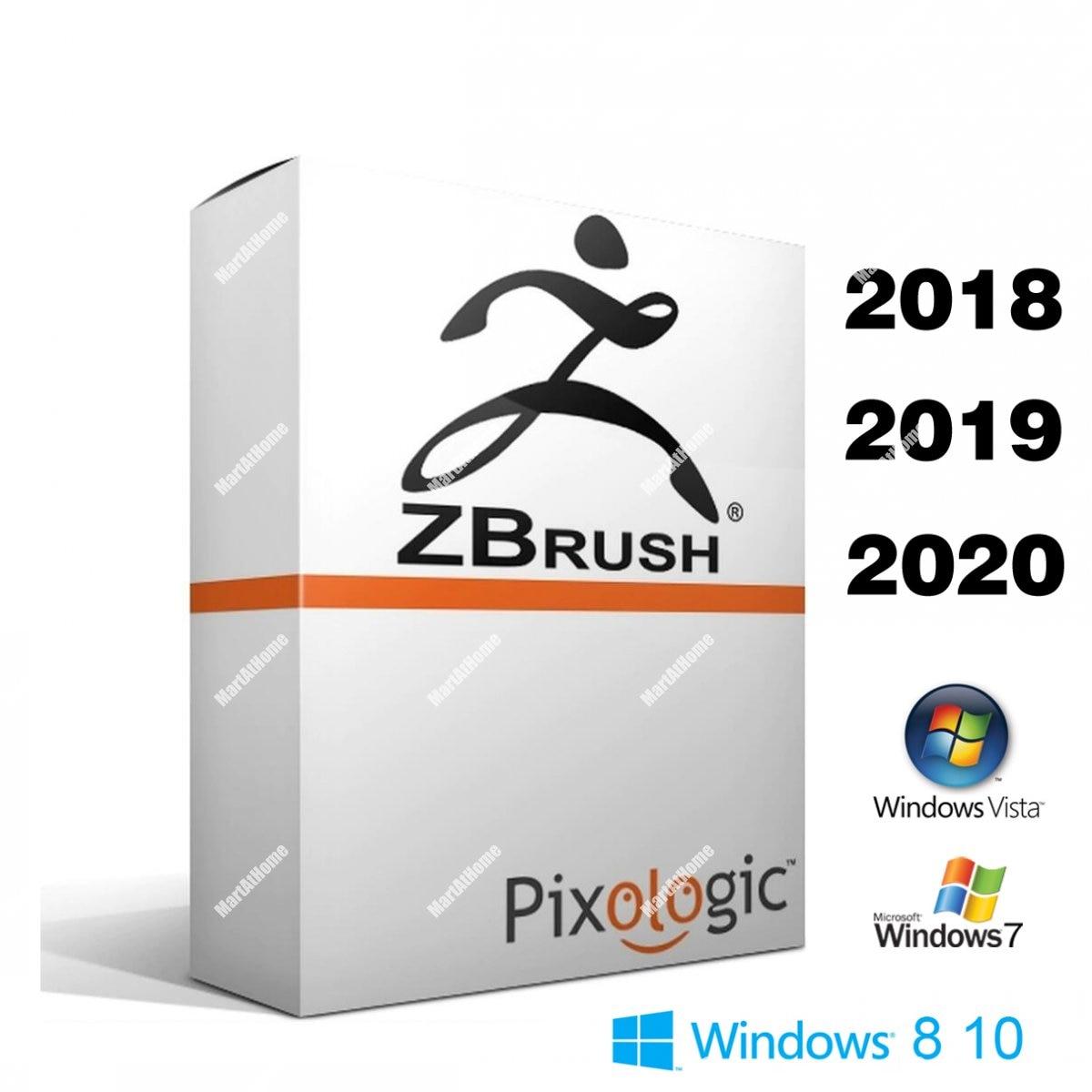بيكسولوجيك زبراش 2018 2019 2020 النسخة الكاملة تفعيل مدى الحياة لطلاء ثلاثية الأبعاد والتركيب ، ودعم ويندوز 64bit