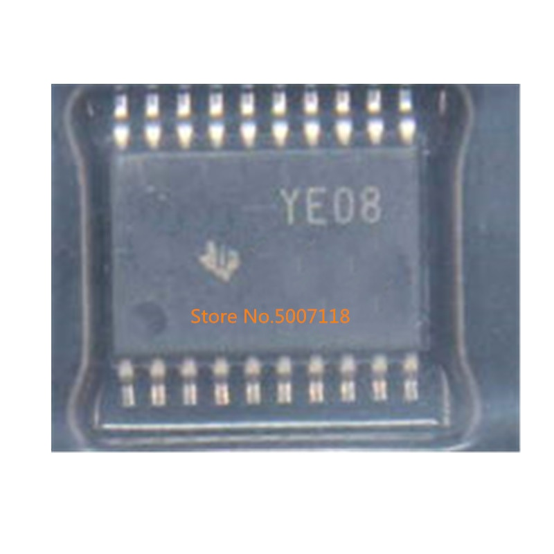 5 unids/lote TXB0108PWR YE08 TSSOP20 100% nuevo Original