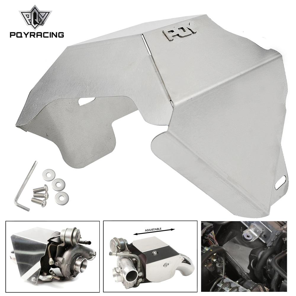 PQY Турбо тепловой щит для Subaru WRX 02-14 / STi 04-18 / Legacy GT 05-15 / Forester XT 10-16 PQY-THS01